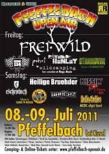 Pfeffelbach Openair 2011
