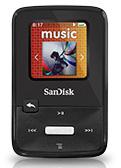 SanDisk Sansa Clip Zip MP3-Player 4GB (Farbe: schwarz)