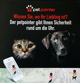 petpointer – der Haustierfinder
