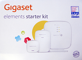 "Gigaset elements Starter Kit ""Alles OK"""