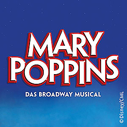 Mary Poppins ab 23.10.2016 in Stuttgart