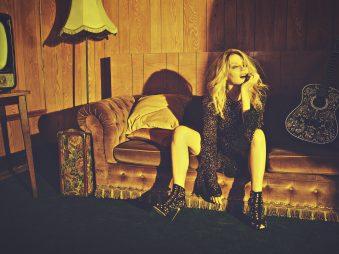 Superstar Kylie Minogue in Deutschland