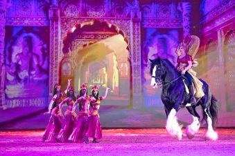 Die neue Pferdeshow APASSIONATA – DER MAGISCHE TRAUM
