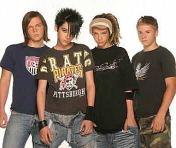 Comet 2005 – Tokio Hotel räumen ab