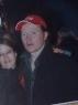 Marie hat am 12.11.2005 Joey Kelly in Würzburg bei Roncalli getroffen. Vielen Dank für das schöne Foto!
