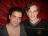 Am 25.03.07 war im Stuttgarter Zapata ein Konzert von ein paar ausgeschiedenen DSDS-Top-20-Kandidaten. Nadja hat dabei Lindsay Stebe getroffen. Danke für das schöne Foto!