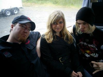Im Interview: Die finnische Band Lovex
