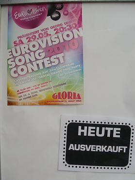 Lena erobert Europa! Eurovision Song Contest 2010