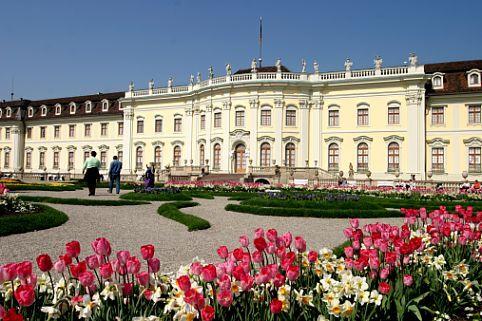 Auf Erkundungsreise im Ludwigsburger Schloss