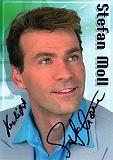 BEENDET: Autogrammkarte von Stefan Moll zu gewinnen